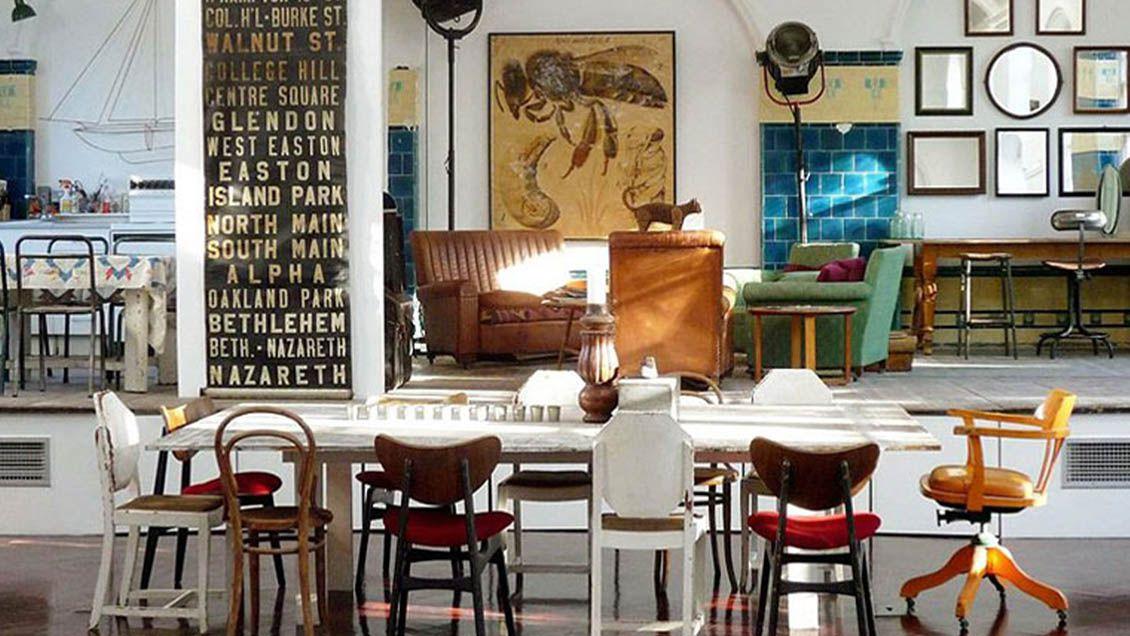 Mezclar lo antiguo, lo nuevo, lo moderno y lo clásico es una excelente idea. Revista Deck / Grupo Edisur.