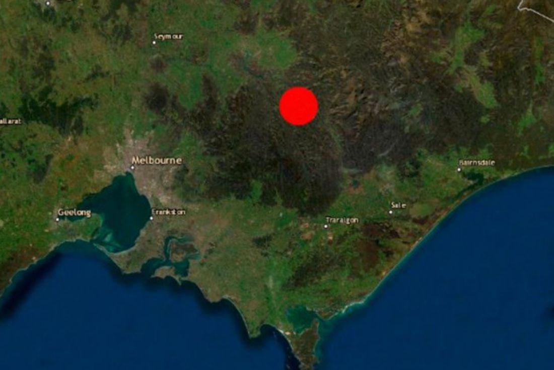 Australia. Afirman que se trata del mayor sismo desde 1997. (AP)