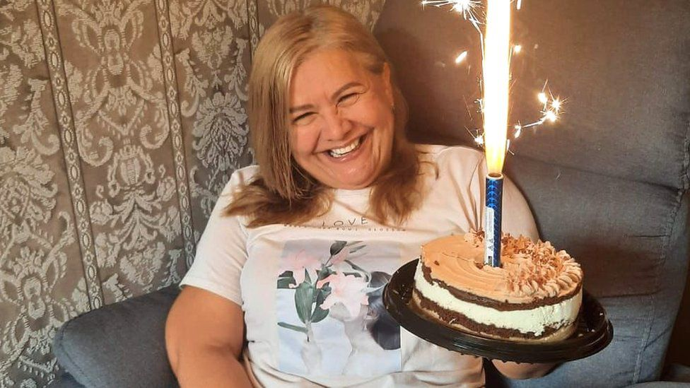 Colombia. Martha Sepúlveda tiene 51 años.